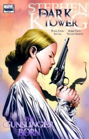 Dark Tower The Gunslinger Born #6 Stephen King Marvel comic book SALE